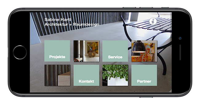 Sabine Hartl Architektur Raumdesign App Web Fabrik